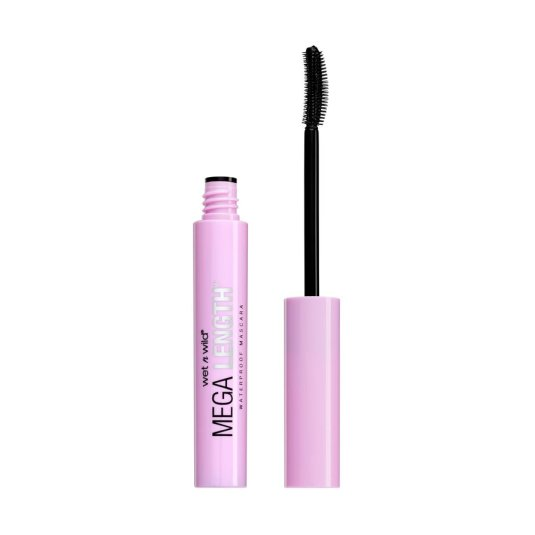 wet n wild mega length very black mascara de pestañas