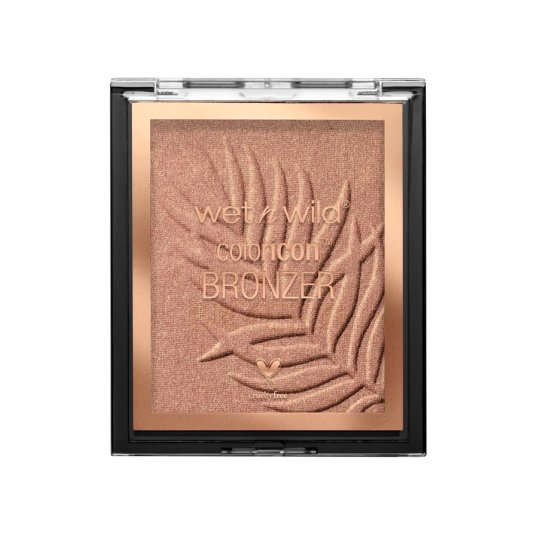 wet n wild color icon polvo bronceador