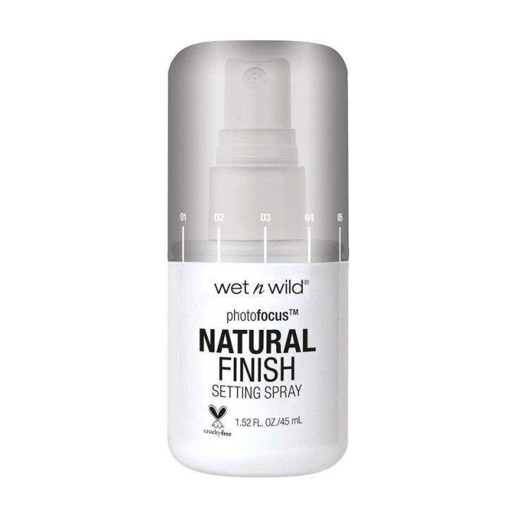wet n wild photo focus finish natural prebase de maquillaje spray