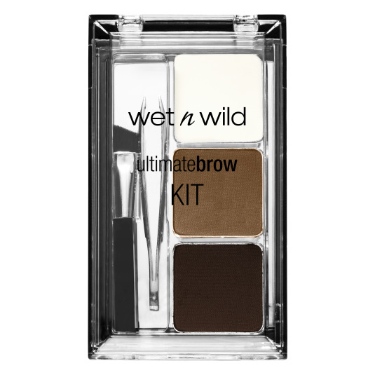 wet n wild ultimate brown kit maquillaje cejas