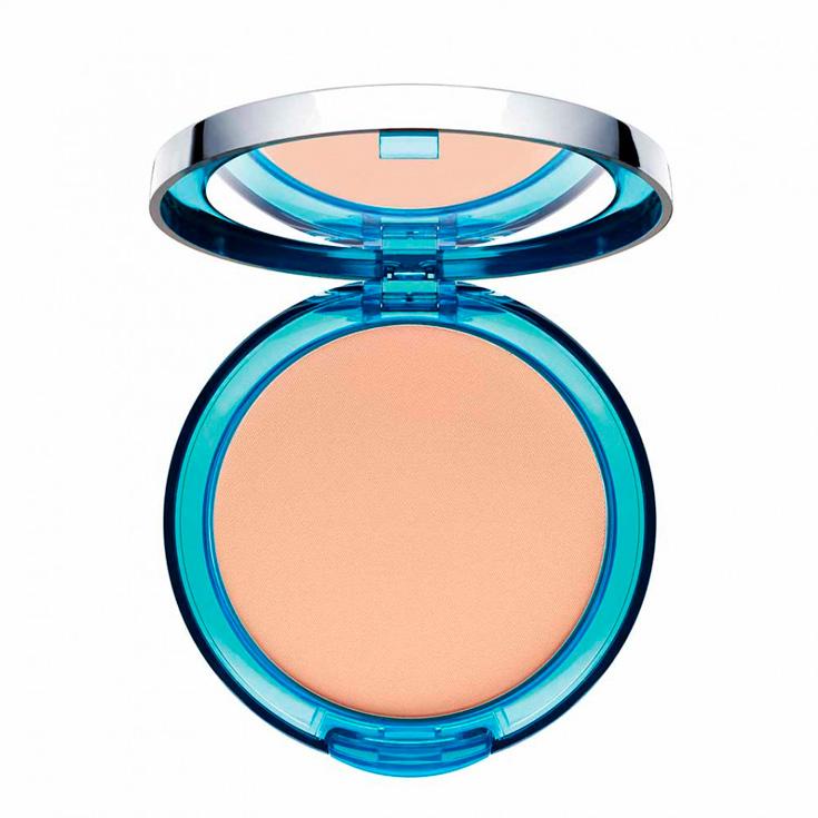 artdeco sun protection powder foundation base maquillaje compacto sun protection spf53