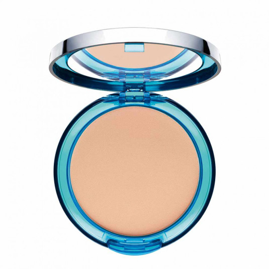 artdeco sun protection powder foundation base maquillaje compacto sun protection spf53