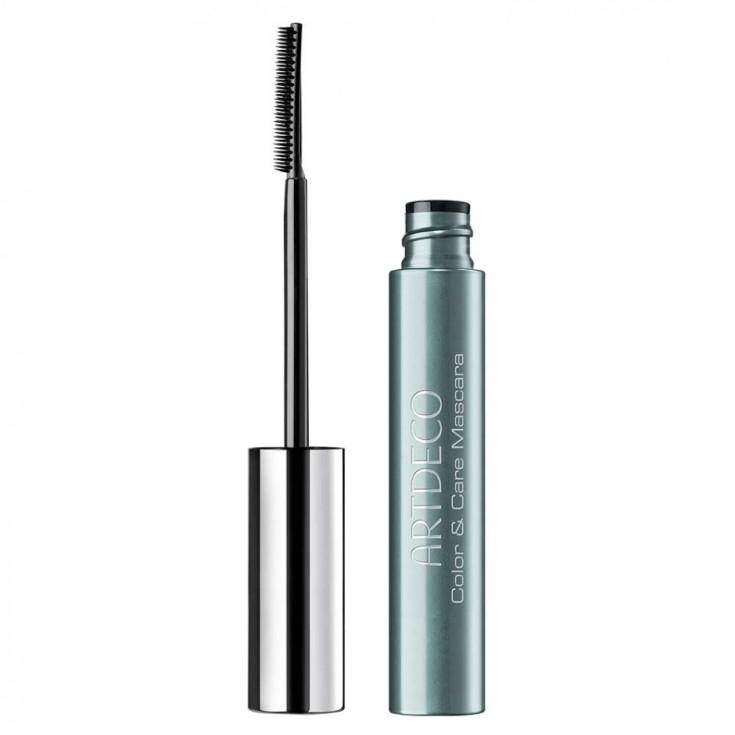 artdeco color & care mascara de pestañas longitud extrema