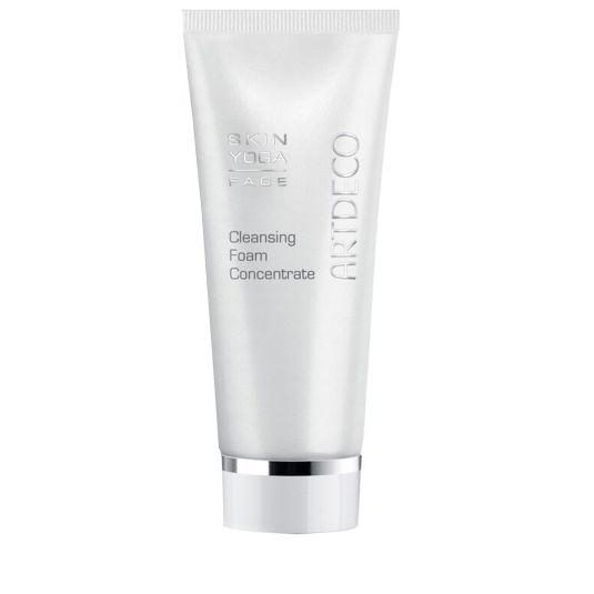skin yoga suave espuma limpiadora para el rostro 75ml