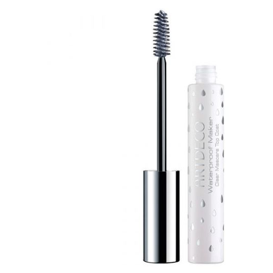 artdeco waterproof maker mascara top coat de pestañas