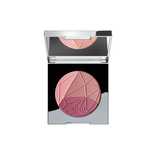 artdeco glamtopia blush trio colorete