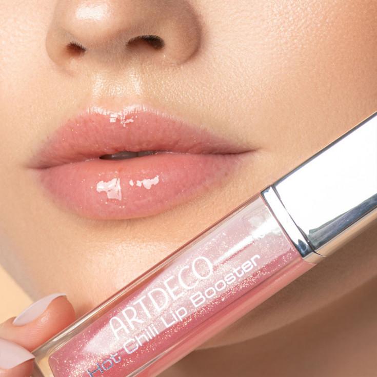 artdeco hot chili lip booster summer edition brillo labios voluminizador