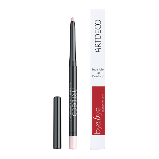 artdeco invisible lip contour essentials lapiz de labios transparente