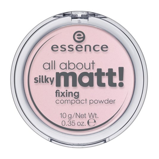 ESSENCE ALL ABOUT SILKY MATT! POLVOS ATIFICANTES