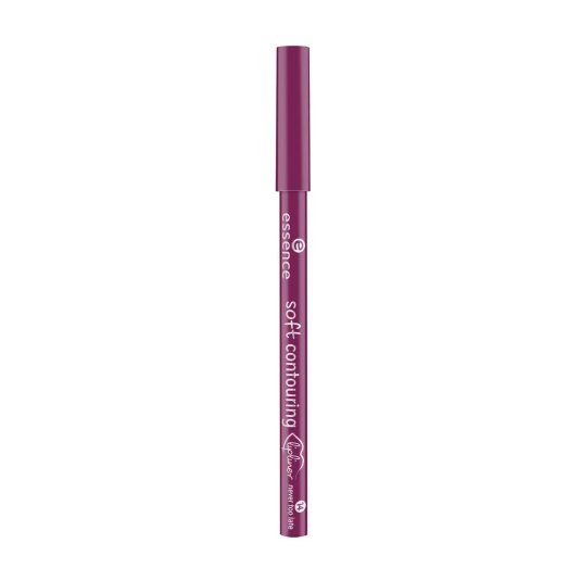 essence soft contouring lipliner never too late lápiz de labios