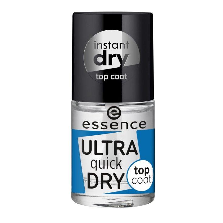 essence ultra quick dry top coat 8ml