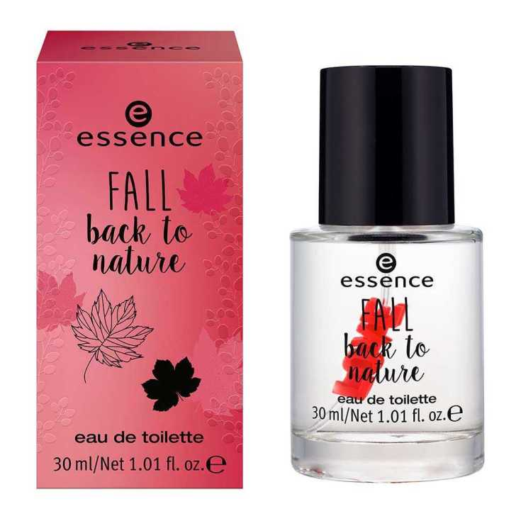 essence fall back to nature colonia 30ml