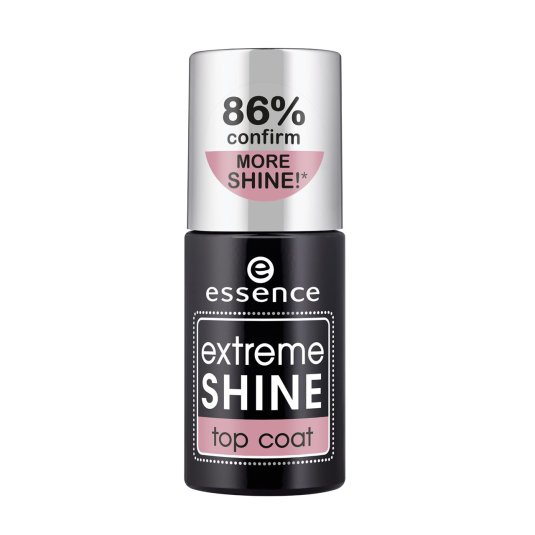 essence extreme shine top coat 8ml