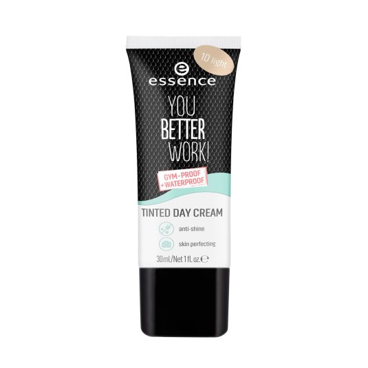 essence you better work! bb cream 30ml
