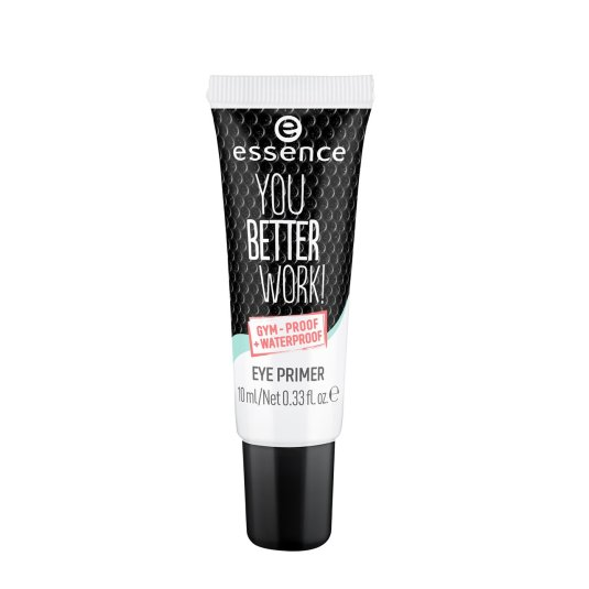 essence you better work! eye primer prebase para sombra de ojos