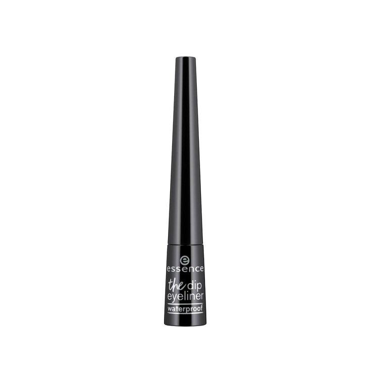 essence the dip eyeliner waterproof negro 2.5ml