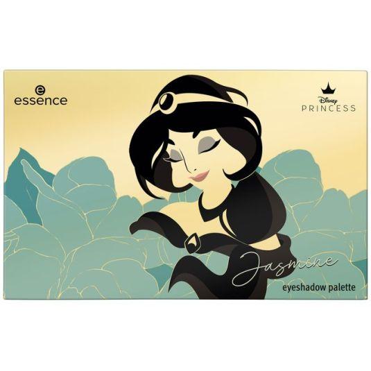 essence disney princesa jasmine paleta de sombras 15 tonos