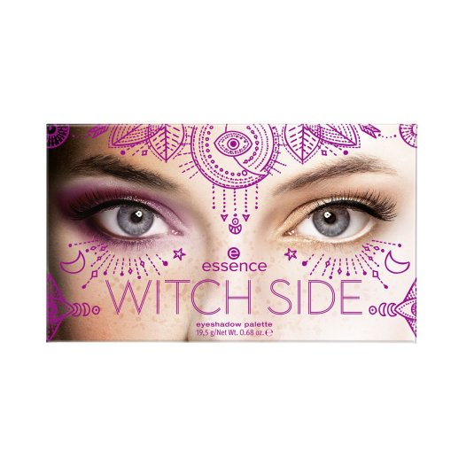 essence witch side eyeshadow palette paleta de sombra de ojos