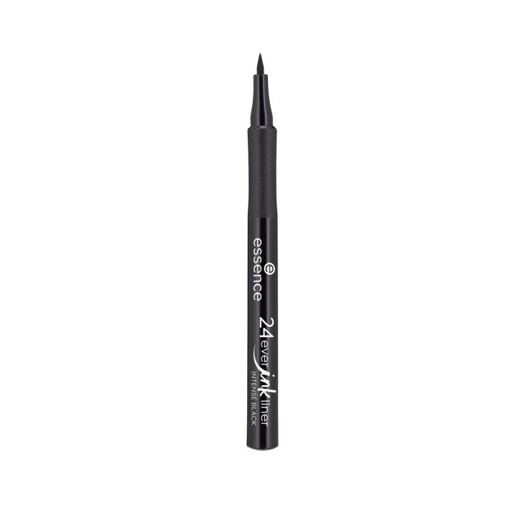 essence 24ever ink eyeliner liquido negro