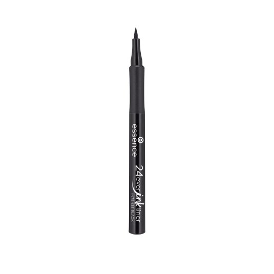 essence 24ever ink eyeliner liquido negro