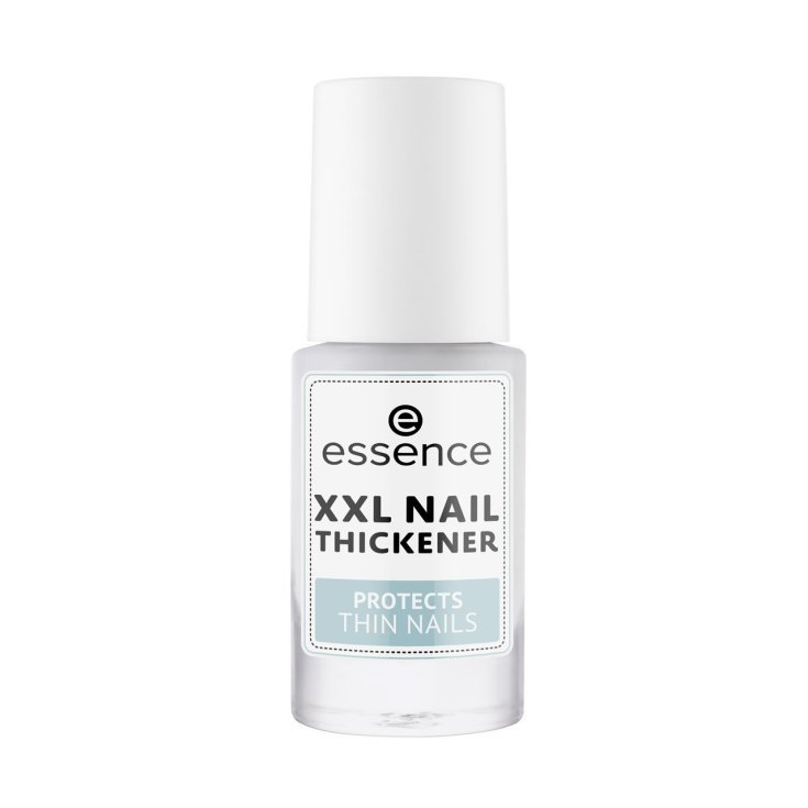 essence xxl nail thickener protects thin nails protector de uñas finas
