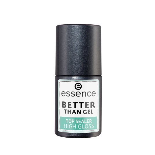 essence better than gel top sealer high gloss top coat sellador brillo