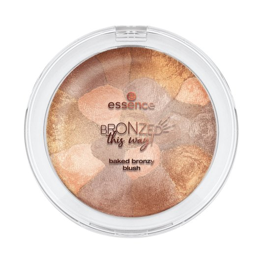 essence bronzed this way! colorete y bronceador