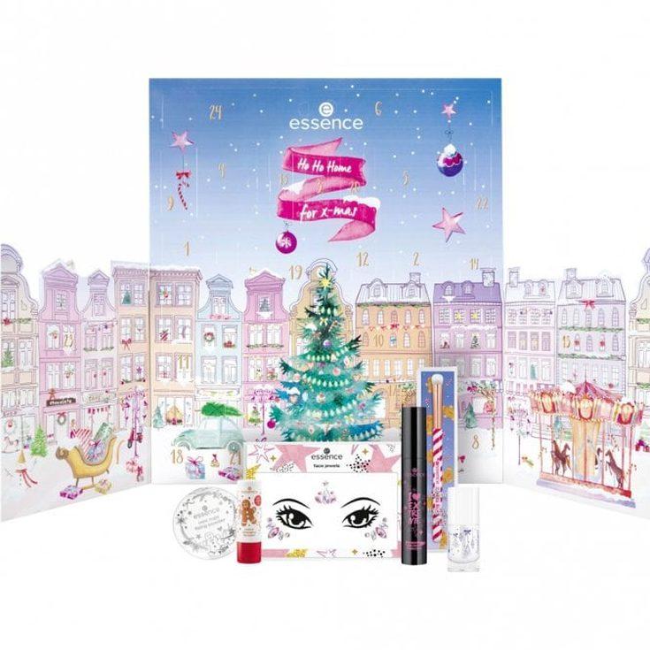 essence ho ho home for x-mas advent calendar 24 piezas