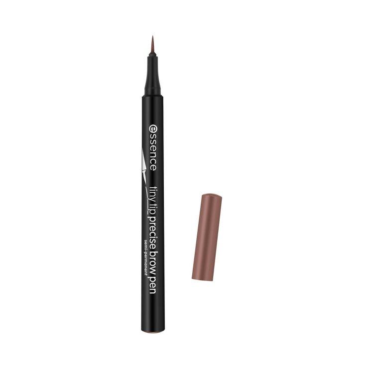 essence tiny tip precise brow pen gel de cejas