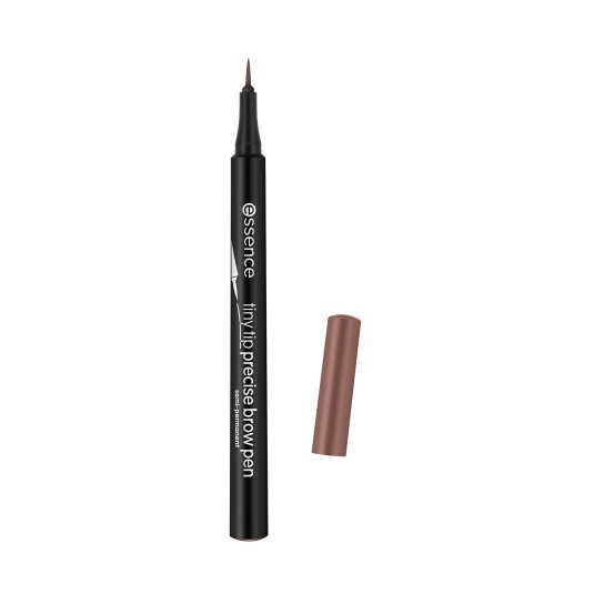 essence tiny tip precise brow pen gel de cejas