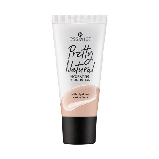 essence pretty natural hydrating foundation base de maquillaje hidratante
