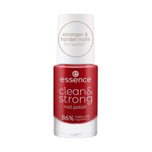 essence clean & strong esmate de uñas