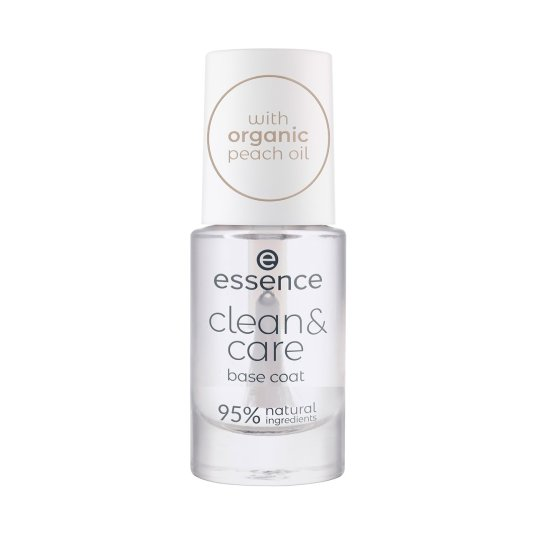 essence clean & care base coat