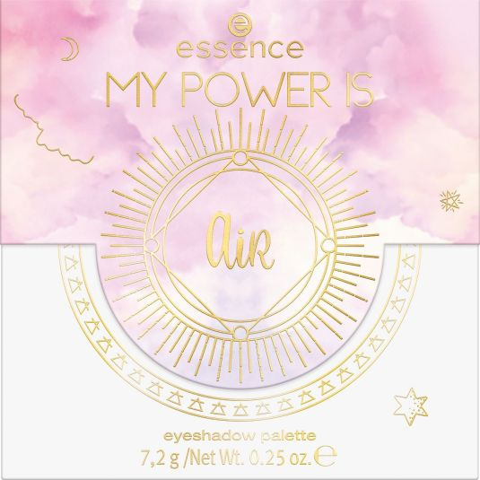essence my power is air paleta de sombras de ojos