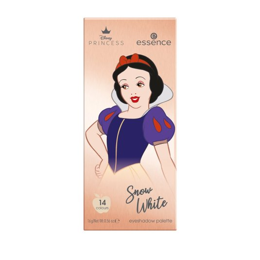 essence disney princess snow white my prince will paleta de sombras de ojos