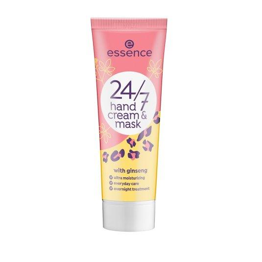 essence 24/7 crema y mascarilla para manos 75ml