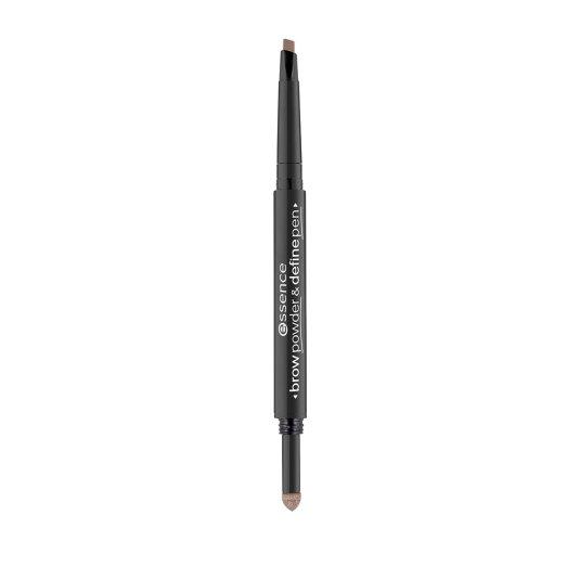 essence brow powder & define pen rotulador para cejas