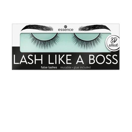 essence lash like a boss 04 pestañas artificiales