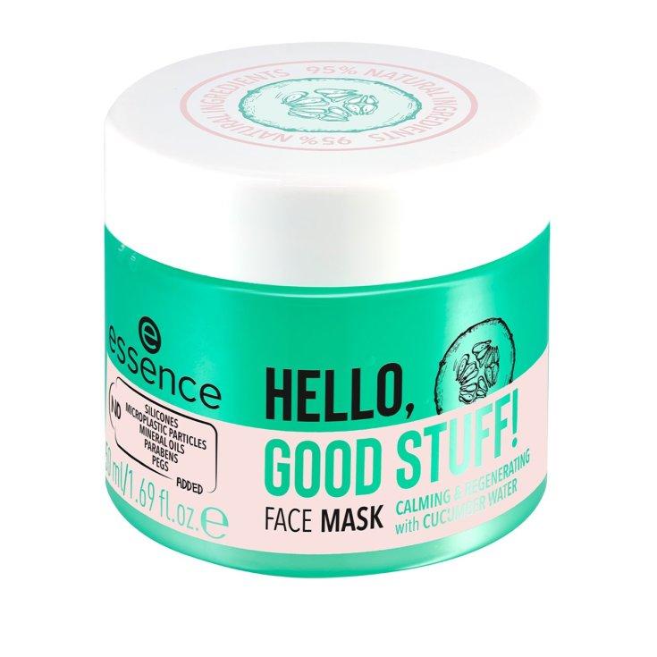 essence hello, good stuff! mascarilla facial 50ml