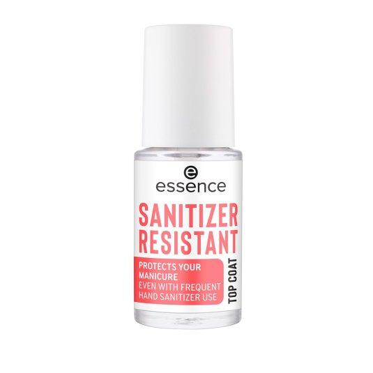 essence sanitizer resistant top coat