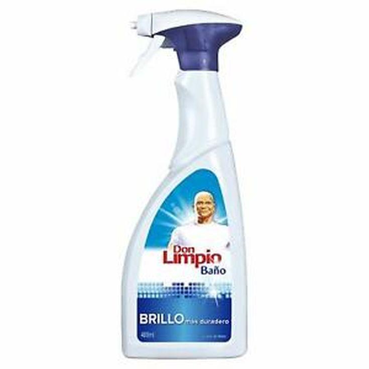 don limpio spray baño 469ml