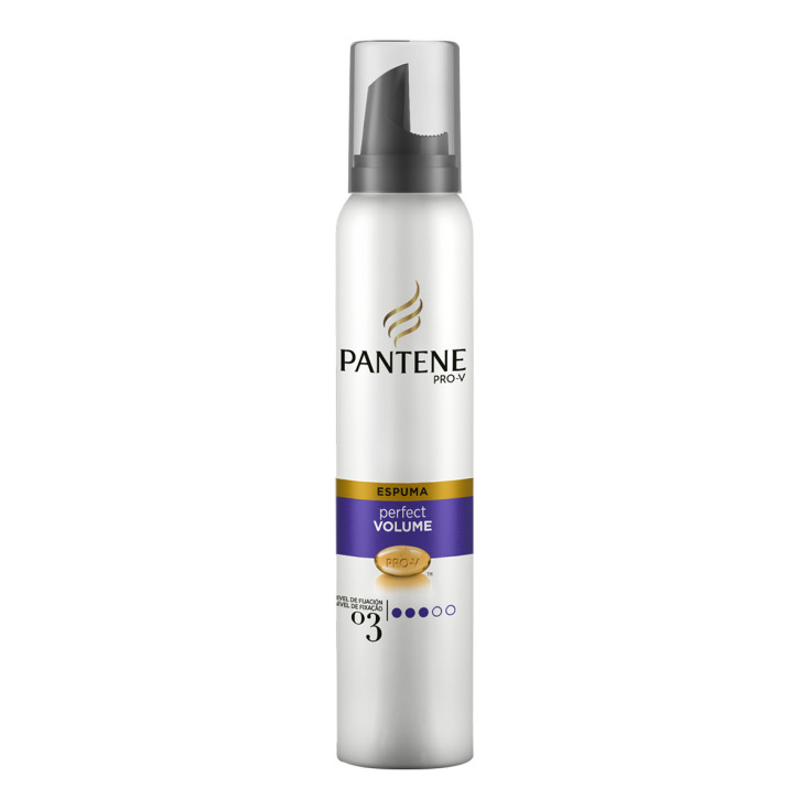 pantene pro-v espuma ligera perfect volume  250ml