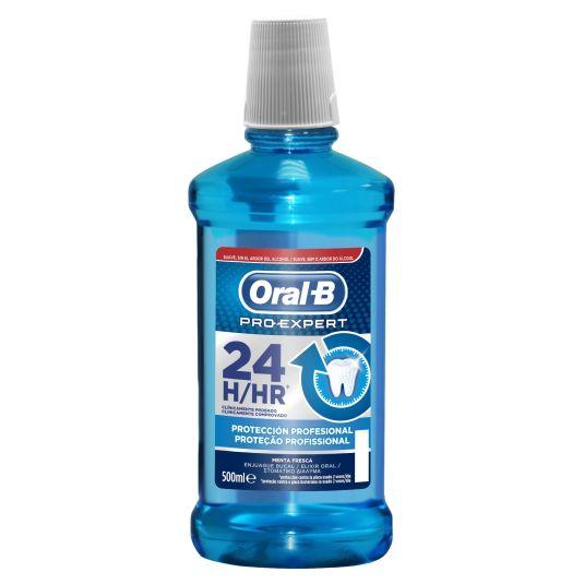 oral b pro expert 24h proteccion profesional colutorio 500ml