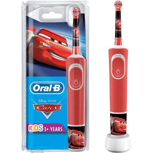 oral-b cepillo electrico cars disney para niños