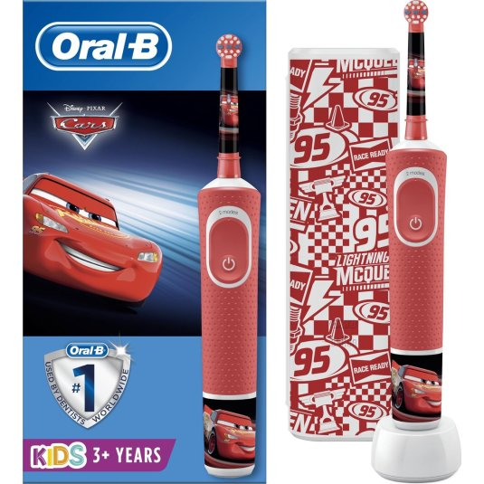 oral-b cepillo vitality kids pack cars