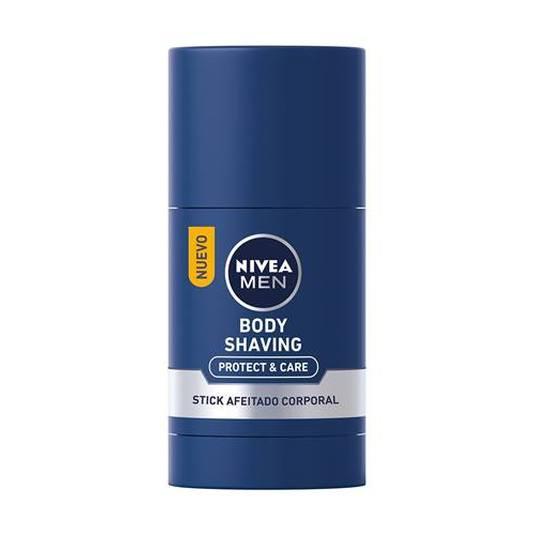 nivea men protect & care stick de afeitado corporal
