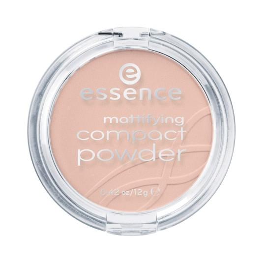 essence polvos compactos matificantes soft beige