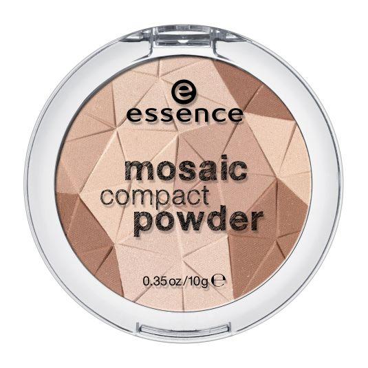 essence mosaic polvos compactos