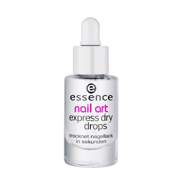 essence express dry drops gotas de secado rapido 8ml