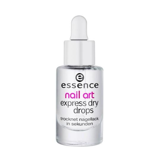 essence express dry drops gotas de secado rapido 8ml